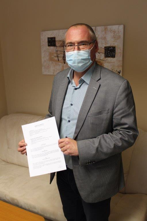 Dar pro kyjovskou nemocnici
