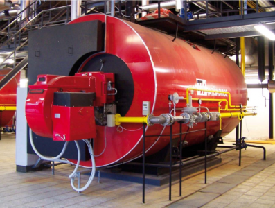 Hot-water boilers for gaseous and liquid fuels THH-I - Foto